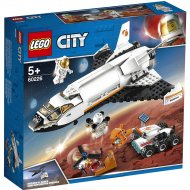 Конструктор «Lego» City, Шаттл для исследований Марса