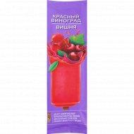 Десерт замороженный «Красный виноград-вишня» двухслойный, 80 г.