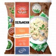 Пельмени «Марьино со свининой и говядиной» 800 г