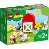 Конструктор «Lego» Duplo, Уход за животными на ферме