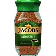 Кофе «Jacobs Monarch» растворимый 190 г.