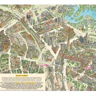 Карта «Минск. Карта и панорама».