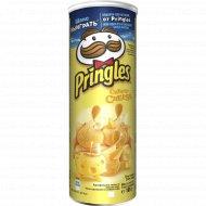 Чипсы «Pringles» сыр, 165 г