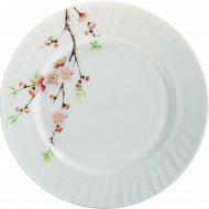 Тарелка «Сакура» 22.5 см.