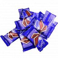 Шоколадные конфеты «Lois» со сливочной нугой, 1 кг., фасовка 0.25-0.35 кг