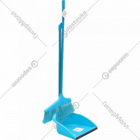 Набор для уборки помещения пластмассовый.