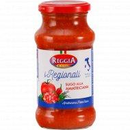 Соус томатный «ReggiA Amatriciana» 350 г.
