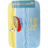 Коврик для ванной «Санторини» из микрофибры, 40*60 см.