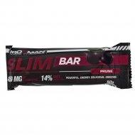 Батончик «Slim Bar» с L-карнитином, чернослив, темная глазурь, 50 г.