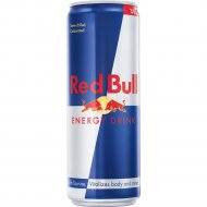 Напиток безалкогольный «Red Bull» энергетический, 0.355 л.