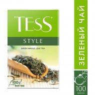 Чай зелёный «Tess» байховый, 100 г.