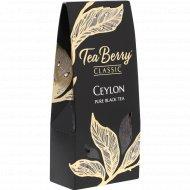Чай черный «Tea Berry» Цейлон, 100 г.