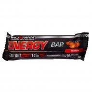 Батончик «Energy Bar» орех, тёмная глазурь, 50 г.