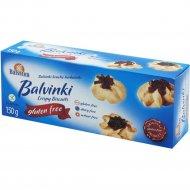 Печенье песочное безглютеновое «Balvinki Crispy Biscuits» 150 г