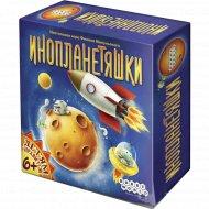 Настольная игра «Инопланетяшки».