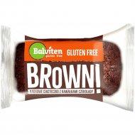 Шоколадное пирожное с кусочками шоколада «Брауни» 65 г
