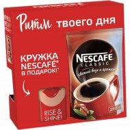Набор «Nescafe» сlassic 250г + кружка в подарок.