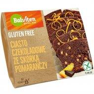 Пирог шоколадный с цедрой апельсина «Balviten» 220 г