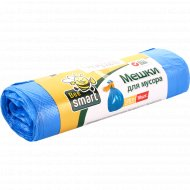 Мешки для мусора «Beesmart» 120 л, 10 шт