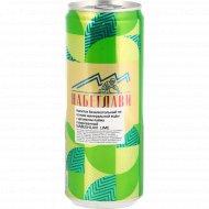 Напиток безалкогольный «Набеглави» газированный, 330 мл.
