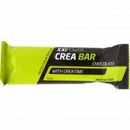 Батончик «Crea Bar» с креатином, шоколадная глазурь, 50 г.