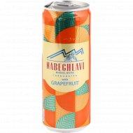 Напиток «Nabeghlavi» grapefruit, безалкогольный, газированный, 330 мл.