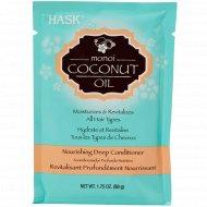 Маска «Hask» с кокосовым маслом, 50 г.