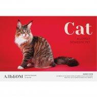 Альбом для рисования А4 «ArtSpace» Питомцы. Cat/Dog, 16 листов