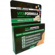Жевательные таблетки «Вита формула» со вкусом лимона, 30 шт.