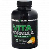 Жевательные таблетки «Вита формула» со вкусом апельсина, 90 шт.