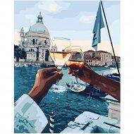 Картина по номерам «Picasso» Романтика Венеции, PC4050473
