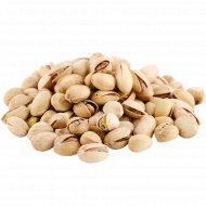 Орехи фисташковые неочищенные жареные соленые, 1 кг.