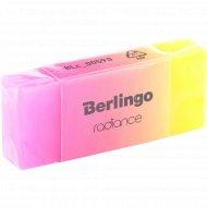Ластик «Berlingo» Radiance, прямоугольный, 50х18х10 мм
