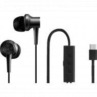 Наушники с микрофоном «Xiaomi» Mi ANC & Type-C InEar Earphones ZBW4382TY.