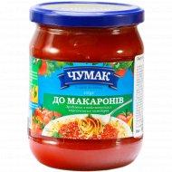Соус «Чумак» для макаронов, 500 г.