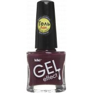 Лак для ногтей «Kiki» Gel Effect 011, 6 мл.