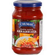 Спагетти-соус «Чумак» Аррабита, с острым перцем, 340 г.