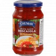 Спагетти-соус «Чумак» Боскайола, с грибами, 340 г.