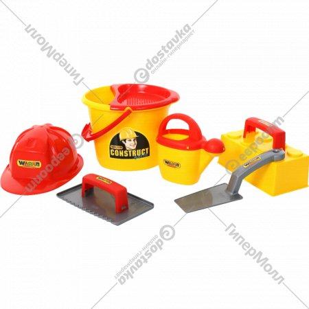 Набор каменщика «Construct» №6, 7 элементов.