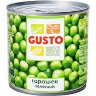 Горошек зелёный «Gusto» 425 мл.