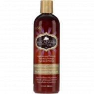 Кондиционер для волос «Hask» с маслом Макадамии, 355 мл.
