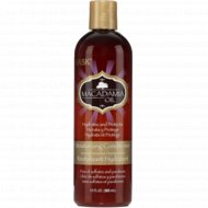 Кондиционер для волос «Hask» с маслом Макадамии, 355 мл