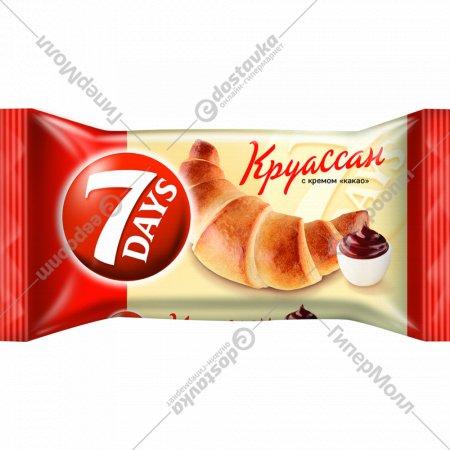 Круассан «7 Days» c кремом «какао» 65 г.