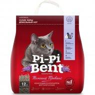Наполнитель «Pi-Pi-Bent Нежный прованс» бентонит, 5 кг.