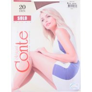 Колготки женские «Conte» Solo 20 den, Bronz.