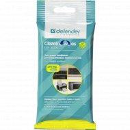 Универсальные влажные чистящие салфетки «DEFENDER» Туба ECO, 20 шт.