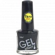 Лак для ногтей «Kiki» Gel Effect 016, 6 мл.