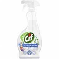 Средство чистящее для ванной «Cif» от известкового налёта, 500 мл.