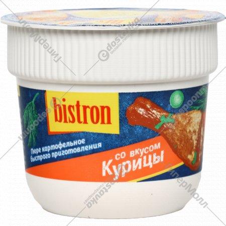 Картофельное пюре «Bistron» с курицей 40 г.