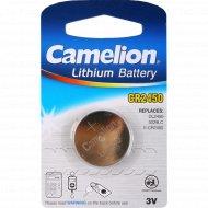 Батарейка «Camelion» CR2450-BP1.